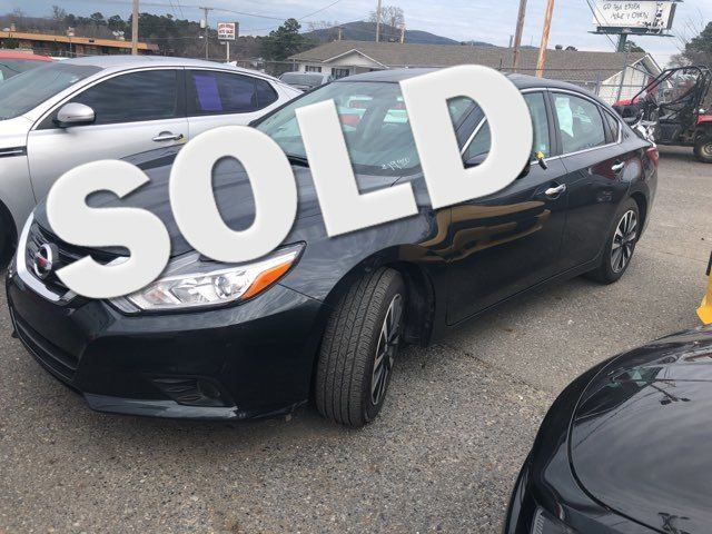 2018 Nissan Altima 2.5 SV - John Gibson Auto Sales Hot Springs in Hot Springs Arkansas
