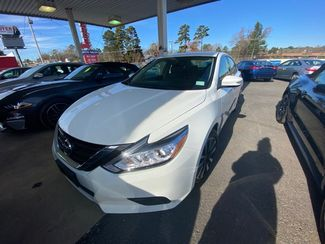 2018 Nissan Altima 2.5 SL - John Gibson Auto Sales Hot Springs in Hot Springs Arkansas