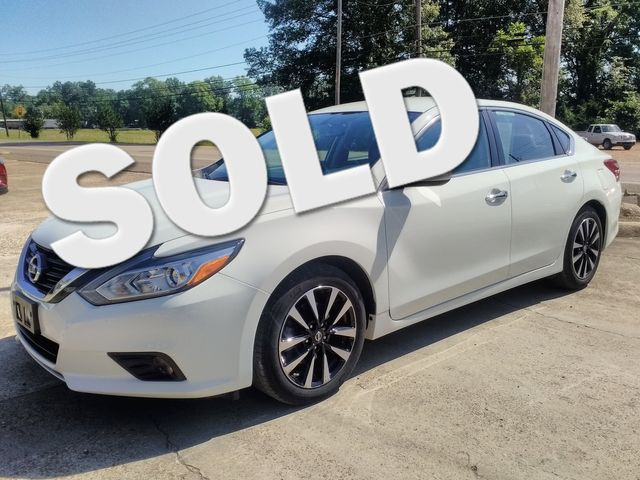 2018 Nissan Altima 2.5 SL Houston, Mississippi
