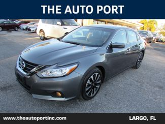 2018 Nissan Altima 2.5 SV in Largo, Florida 33773