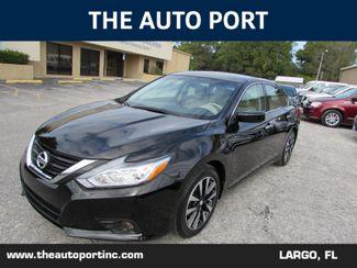 2018 Nissan Altima 2.5 SV in Largo, Florida 33773