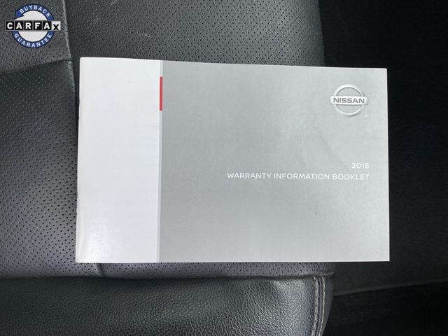 2018 Nissan Altima 2.5 SL Madison, NC 15