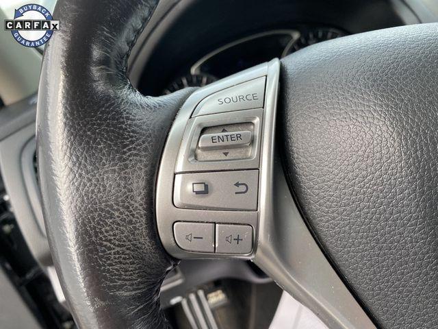 2018 Nissan Altima 2.5 SL Madison, NC 28
