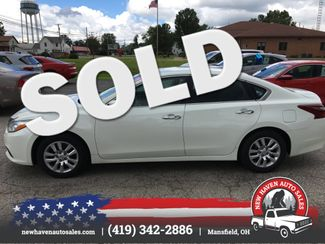 2018 Nissan Altima 2.5 S in Mansfield, OH 44903