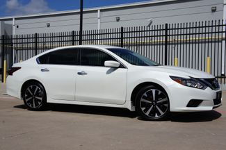 2018 Nissan Altima 2.5 SR * 1-Owner * PEARL WHITE * KEYLESS * BU Cam in Plano, Texas 75093