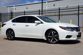 2018 Nissan Altima 2.5 SR * 18's * Pearl White * KEYLESS * BU Camera in Plano, Texas 75075