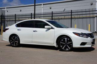 2018 Nissan Altima SR * 1-Owner * BU CAM * Pearl White * 25k MILES * in Plano, Texas 75093