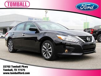 2018 Nissan Altima 2.5 SV in Tomball, TX 77375