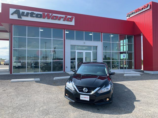 2018 Nissan Altima SV