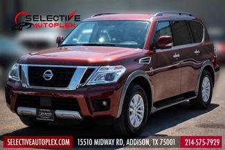 2018 Nissan Armada SV in Addison, TX 75001