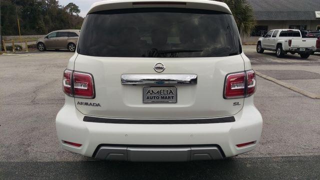 2018 Nissan Armada SL in Amelia Island, FL 32034