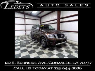 2018 Nissan Armada SL - Ledet's Auto Sales Gonzales_state_zip in Gonzales