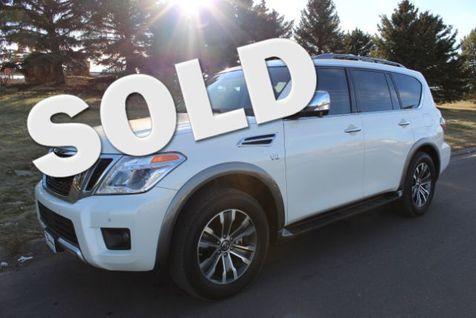 2018 Nissan Armada 4d SUV AWD SL in Great Falls, MT