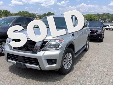 2018 Nissan Armada SV - John Gibson Auto Sales Hot Springs in Hot Springs, Arkansas