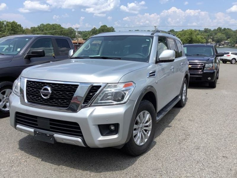 2018 Nissan Armada SV - John Gibson Auto Sales Hot Springs in Hot Springs Arkansas