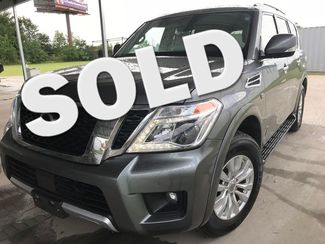 2018 Nissan Armada SV  city Louisiana  Billy Navarre Certified  in Lake Charles, Louisiana