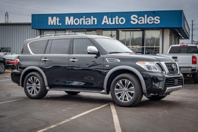 2018 Nissan Armada SL in Memphis, Tennessee 38115