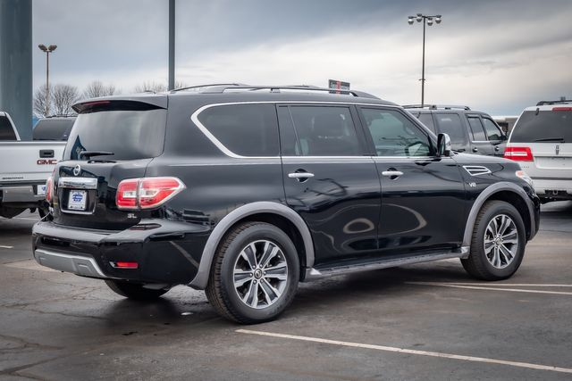2018 Nissan Armada SL in Memphis, Tennessee 38115