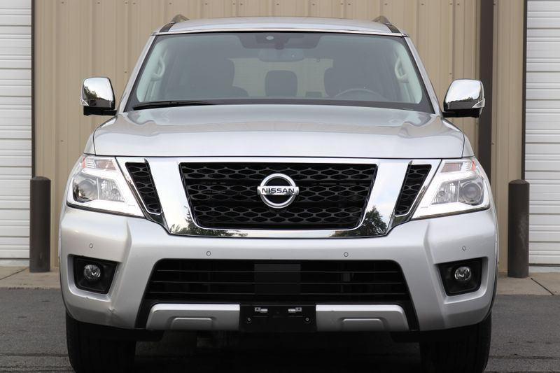 2018 Nissan Armada SL  city NC  The Group NC  in Mansfield, NC