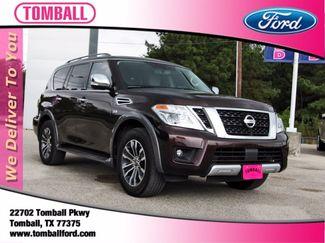 2018 Nissan Armada SL in Tomball, TX 77375