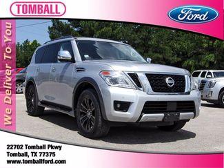 2018 Nissan Armada Platinum in Tomball, TX 77375