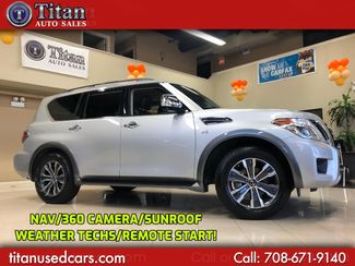 2018 Nissan Armada SL in Worth, IL 60482