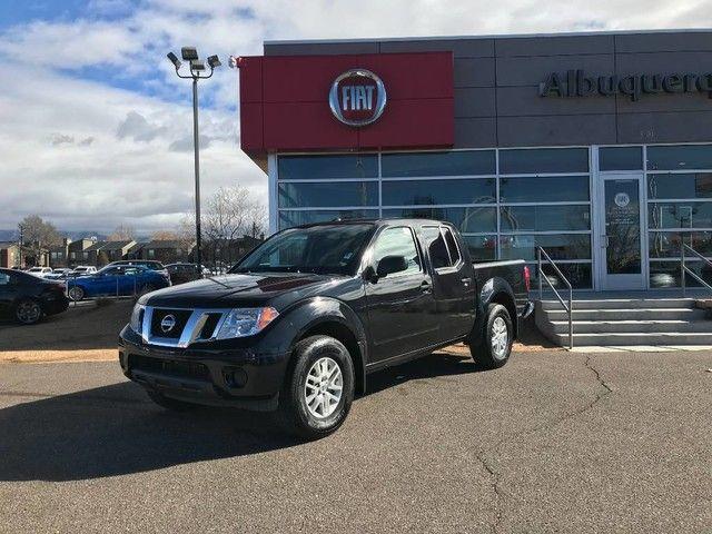 2018 Nissan Frontier SV V6 in Albuquerque, New Mexico 87109