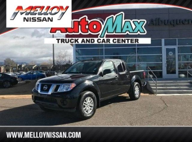 2018 Nissan Frontier SV V6 in Albuquerque, New Mexico 87109