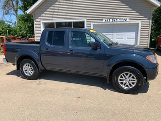 2018 Nissan Frontier SV V6 in Clinton, IA 52732