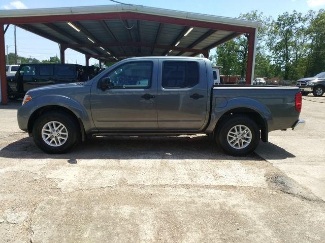 2018 Nissan Frontier Crew Cab 4x4 SV V6 Houston, Mississippi 3