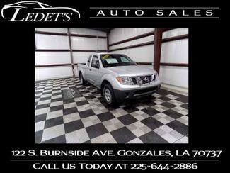 2018 Nissan Frontier S - Ledet's Auto Sales Gonzales_state_zip in Gonzales