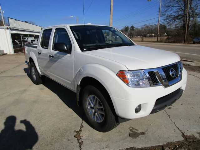 2018 Nissan Frontier SV V6 Houston, Mississippi 1