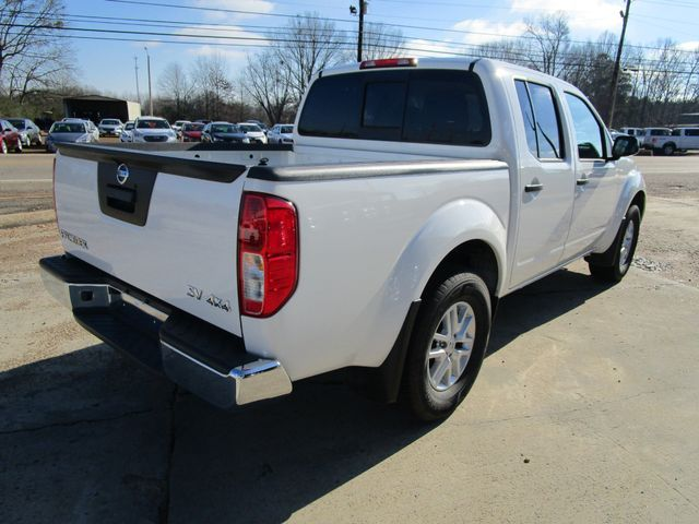 2018 Nissan Frontier SV V6 Houston, Mississippi 5