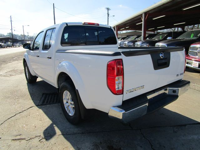 2018 Nissan Frontier SV V6 Houston, Mississippi 4