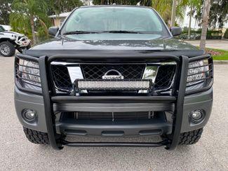 2018 Nissan Frontier FUEL WHEELS 4X4 SV V6 LEDs CARFAX CERT WARRANTY  Plant City Florida  Bayshore Automotive   in Plant City, Florida