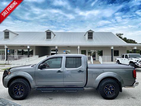 2018 Nissan Frontier FUEL WHEELS 4X4 SV V6 LEDs CARFAX CERT WARRANTY in Plant City, Florida