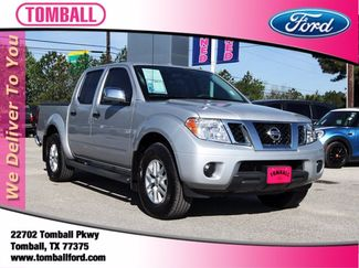 2018 Nissan Frontier SV V6 in Tomball, TX 77375