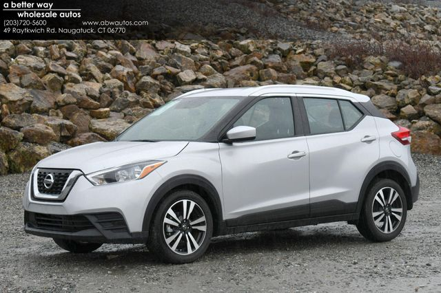 2018 Nissan Kicks SV Naugatuck, Connecticut