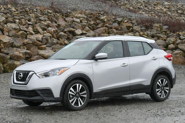 2018 Nissan Kicks SV Naugatuck, Connecticut 2