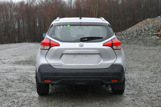 2018 Nissan Kicks SV Naugatuck, Connecticut 5