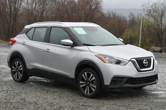 2018 Nissan Kicks SV Naugatuck, Connecticut 8