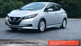 2018 Nissan LEAF S in Atlanta, Georgia 30341