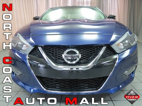 2018 Nissan Maxima SL in Akron, OH