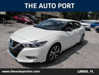 2018 Nissan Maxima SV W/NAVI in Clearwater Florida, 33773