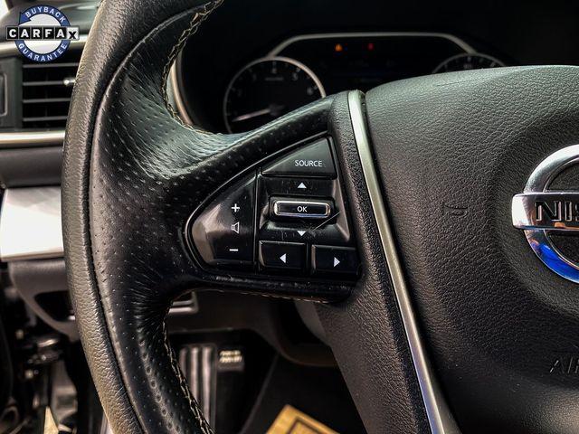 2018 Nissan Maxima SL Madison, NC 32