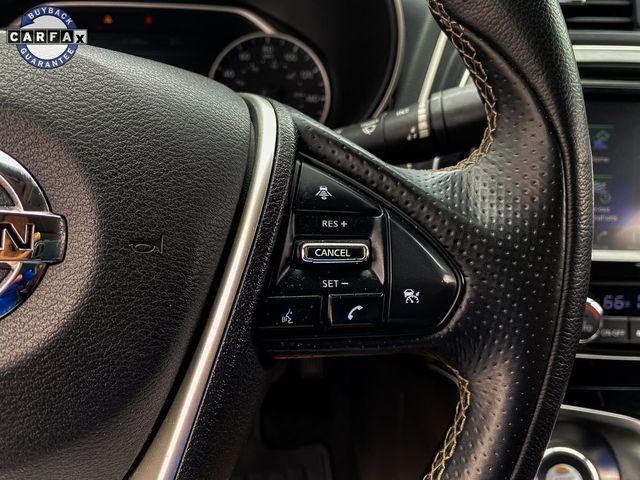 2018 Nissan Maxima SL Madison, NC 33