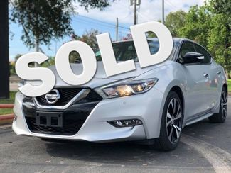 2018 Nissan Maxima SV in San Antonio TX, 78233