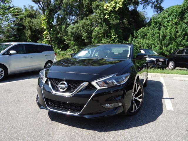 2018 Nissan Maxima SL SEFFNER, Florida