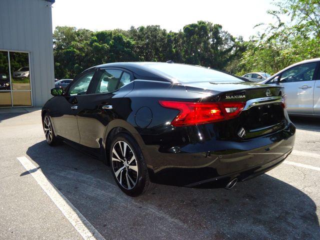 2018 Nissan Maxima SL SEFFNER, Florida 14