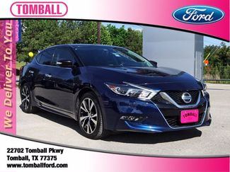2018 Nissan Maxima SV in Tomball, TX 77375